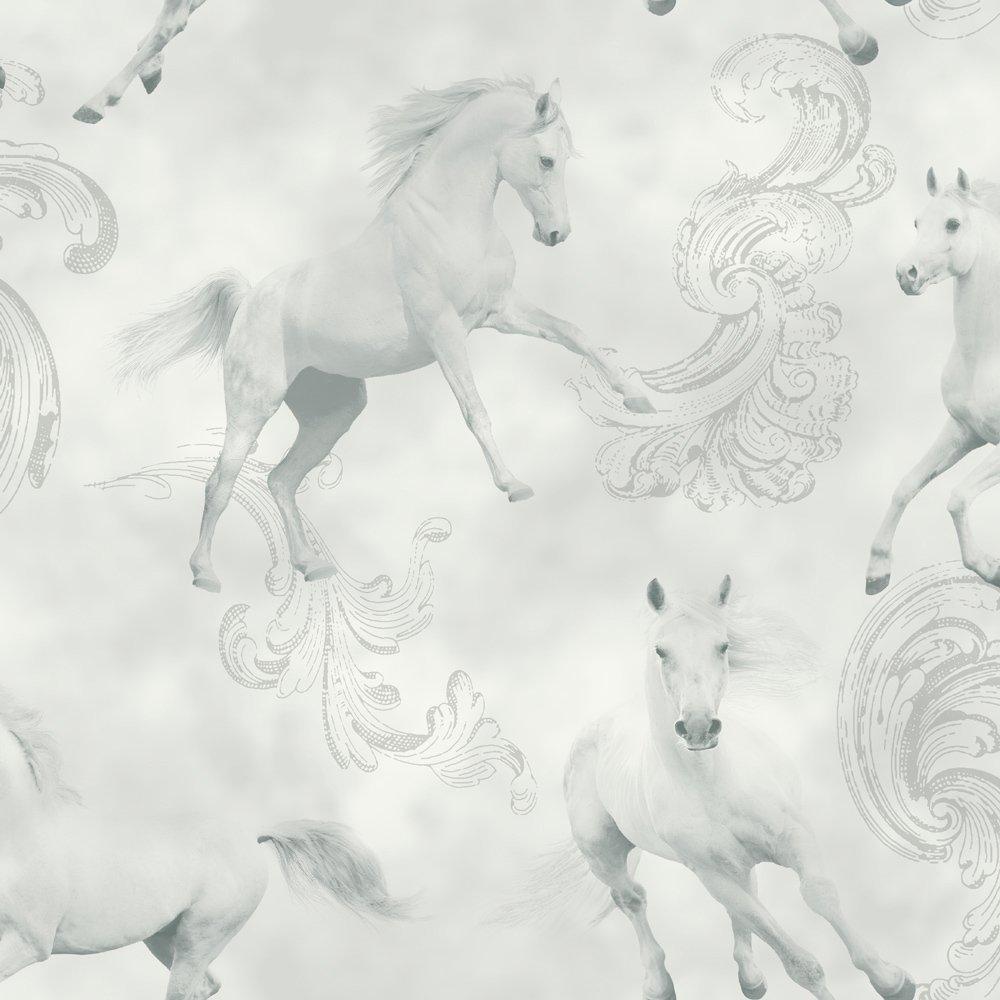 Image of Arthouse Imagine Fun Camarillo Grey Wallpaper.
