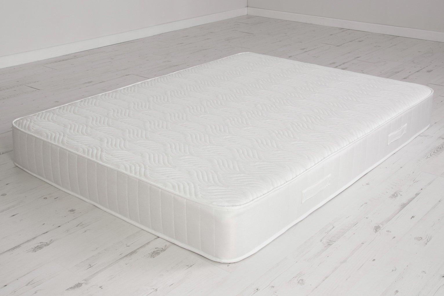 Image of Airsprung - Astall 1500 Memory Foam - Kingsize Mattress