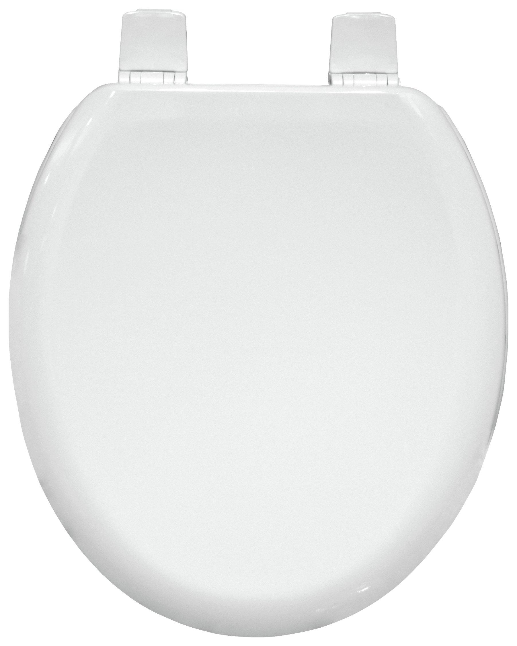 Bemis Tacoma Moulded Wood Statite Toilet Seat - White