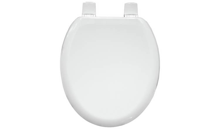 Bemis Tacoma Moulded Wood Statite Toilet Seat - White