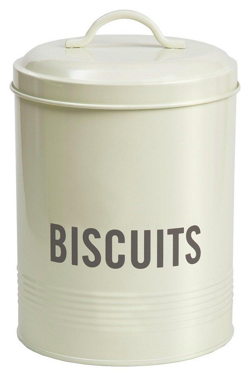 Jamie Oliver Biscuit Tin - Cream