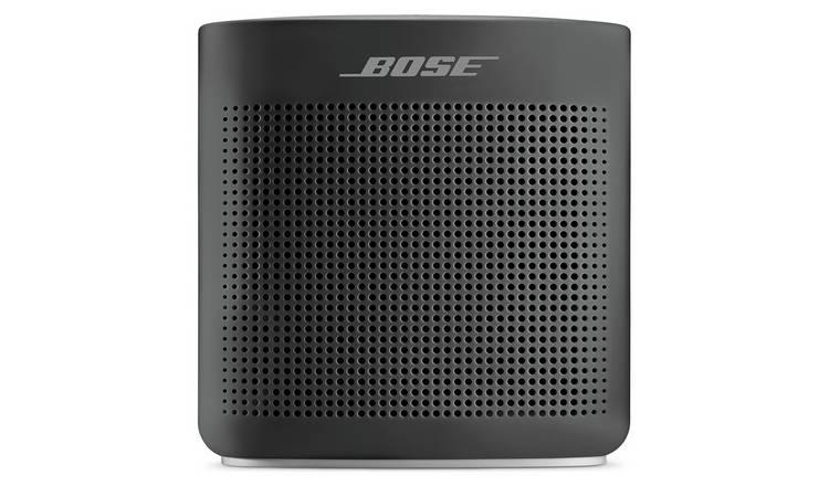 Buy Bose Soundlink Colour II Wireless Portable Speaker - Black   Wireless  and Bluetooth speakers   Argos