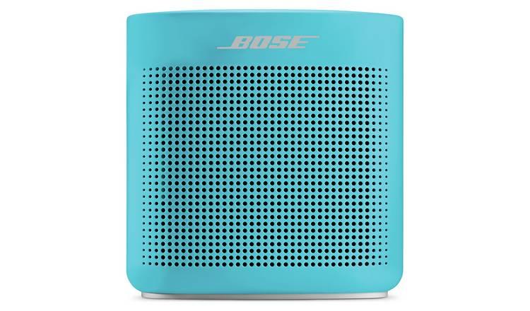 Buy Bose Soundlink Colour II Wireless Portable Speaker - Aqua | Wireless  and Bluetooth speakers | Argos