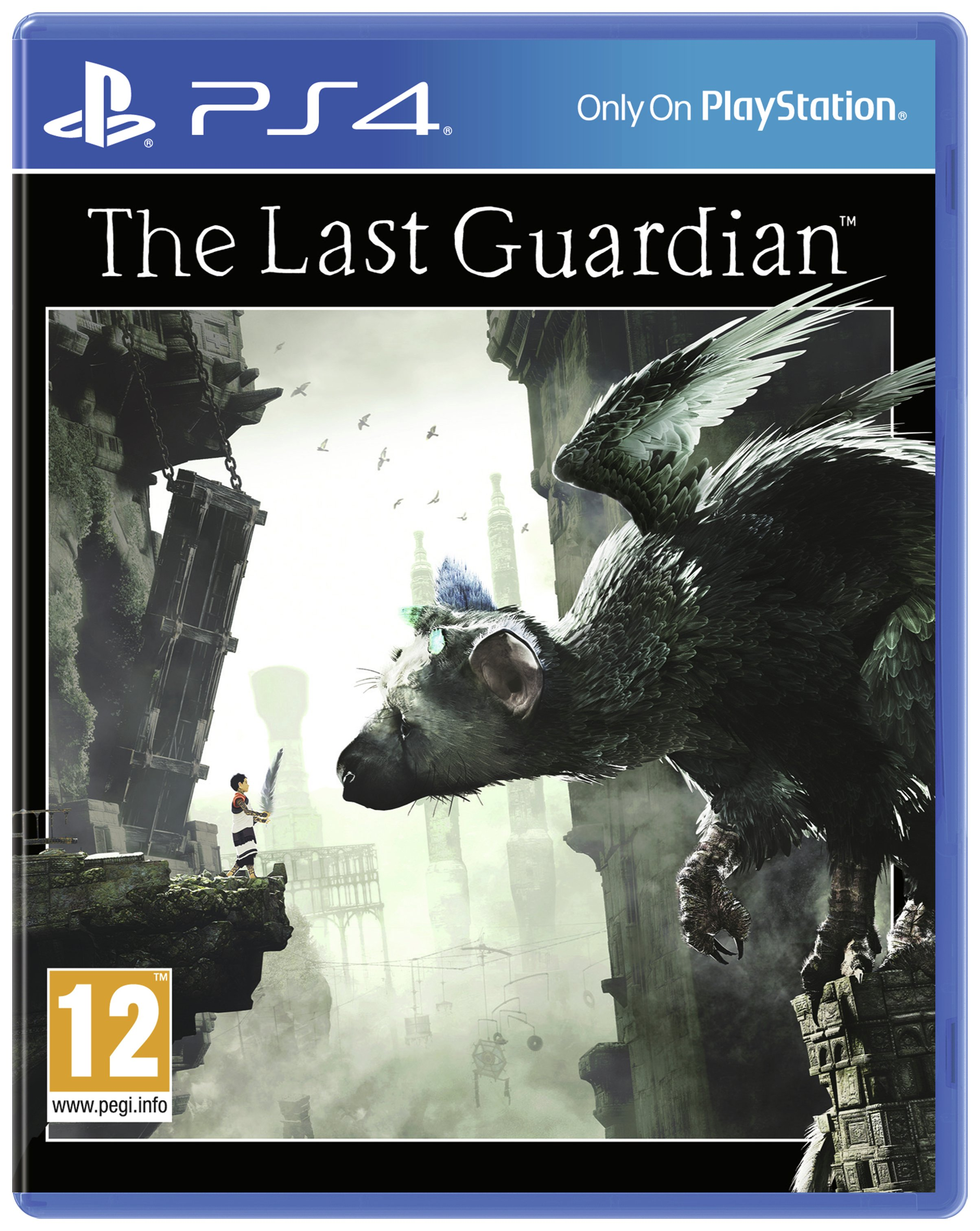 The Last Guardian The Last Guardian PS4 Game.