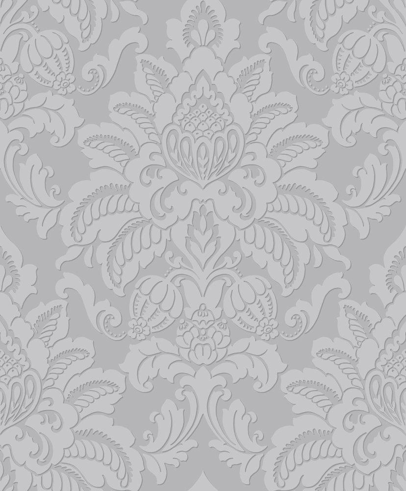 Image of Arthouse Imagine Glisten Platinum Wallpaper.
