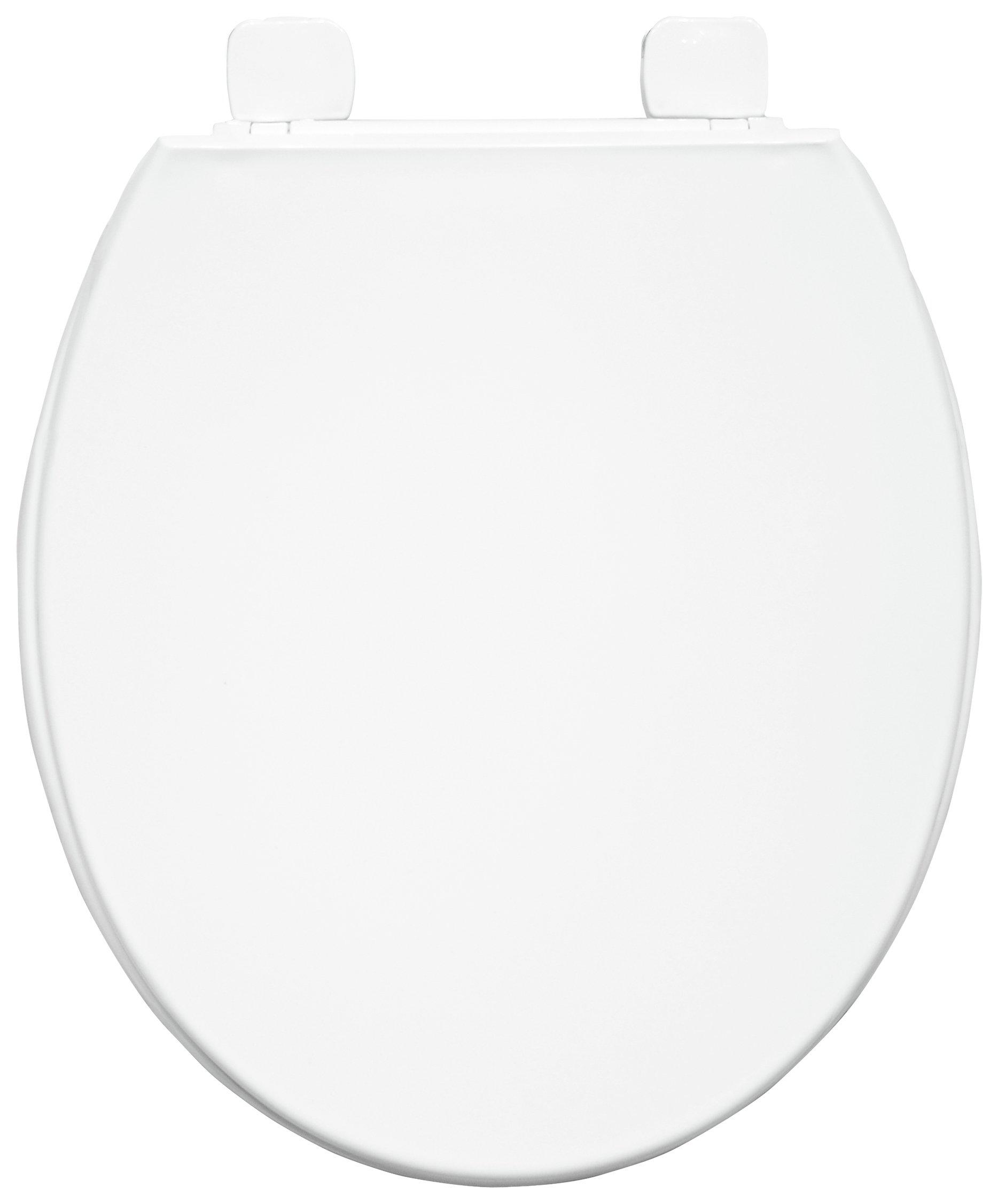 Bemis Chester Statite Toilet Seat - White