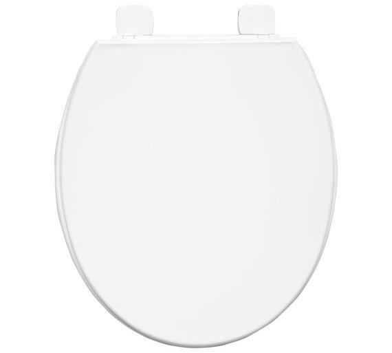 Buy Bemis Chester Statite Toilet Seat White At Argoscouk - Bemis white toilet seat