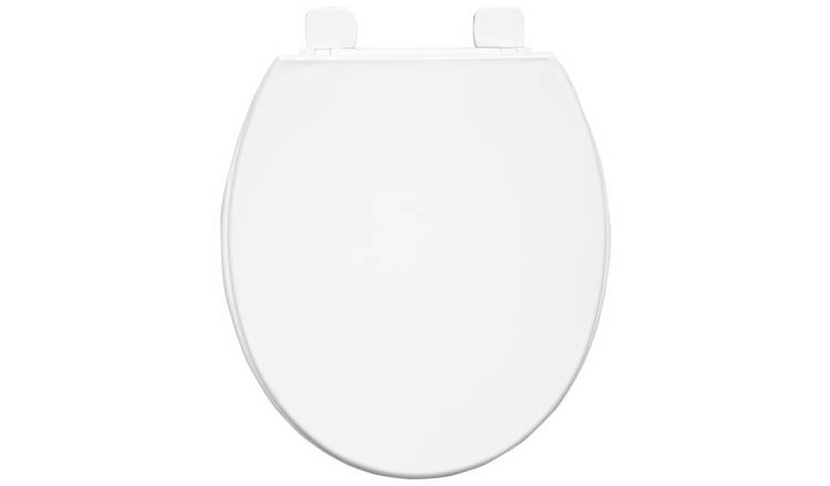Swell Buy Bemis Chester Statite Toilet Seat White Toilet Seats Argos Forskolin Free Trial Chair Design Images Forskolin Free Trialorg