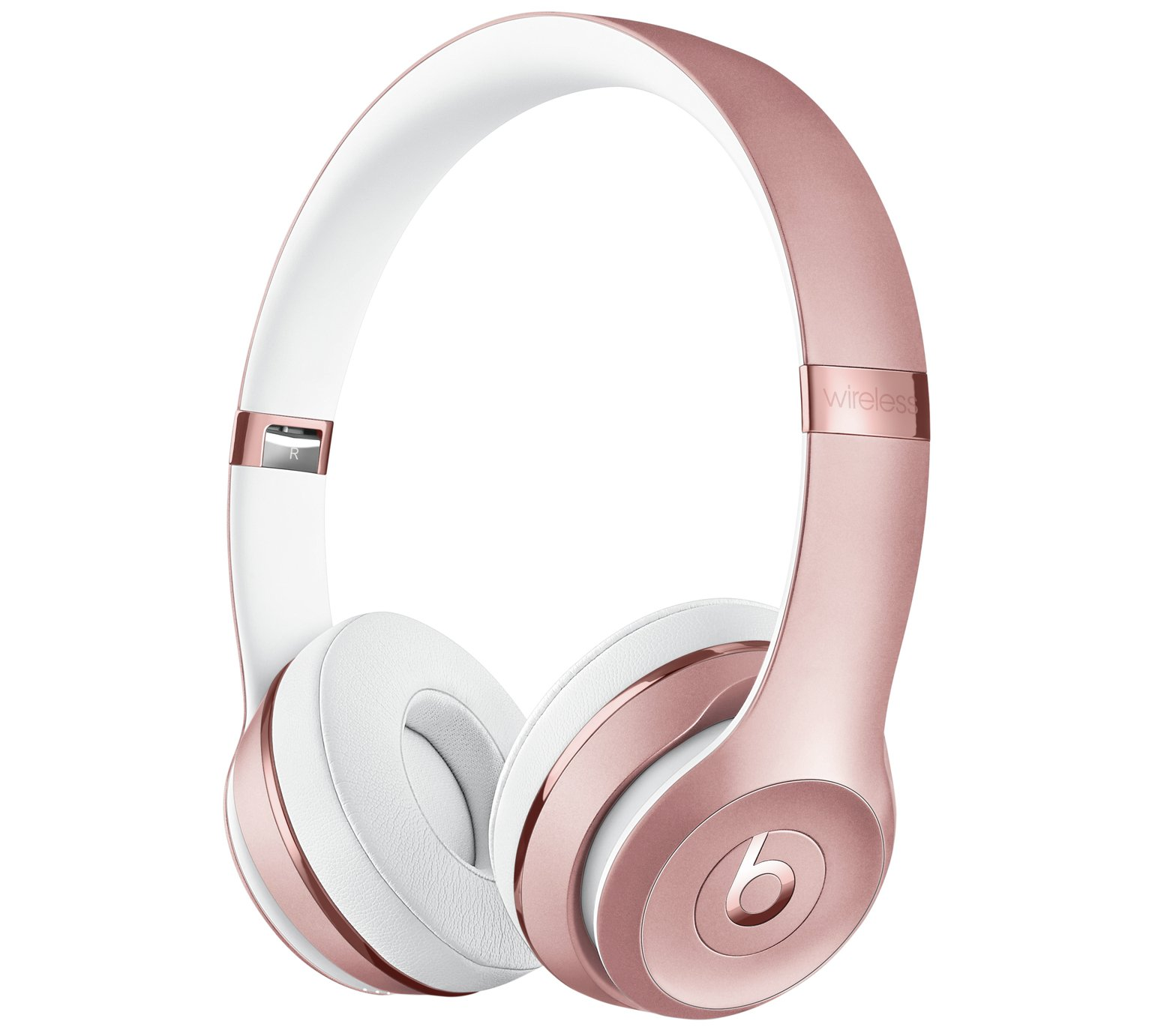 Beats by Dre Solo 3 On-Ear Wireless Headphones - Rose Gold