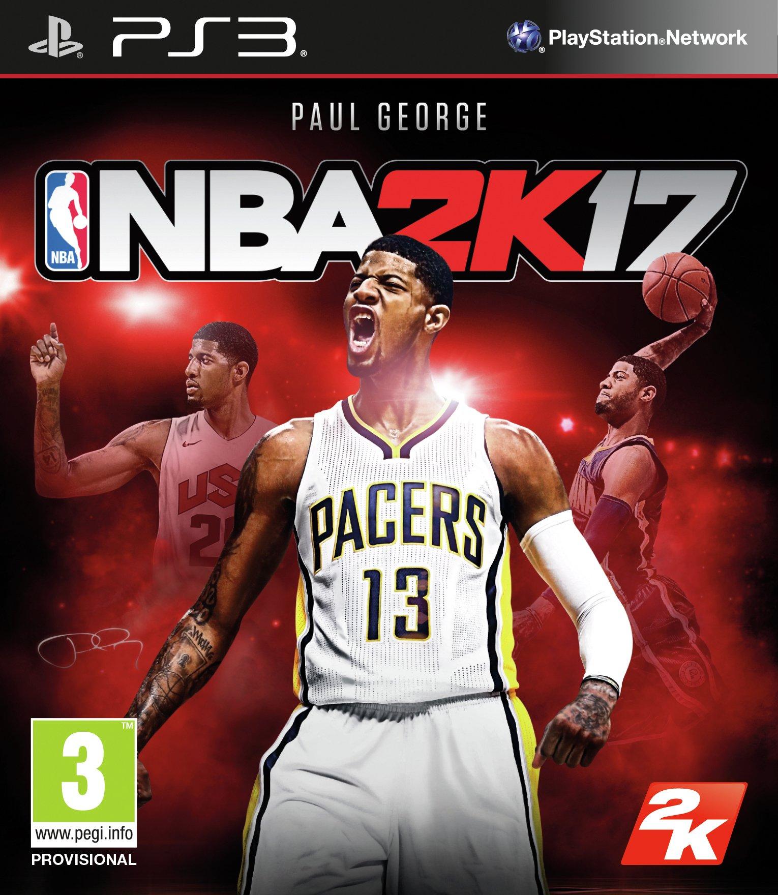 2K Games NBA 2K17 - PS3 Game.