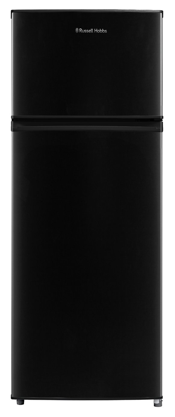 Russell Hobbs RH55MFF143B Fridge Freezer - Black Best Price, Cheapest Prices