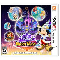 Disney - Magical World 2 - 3DS Game