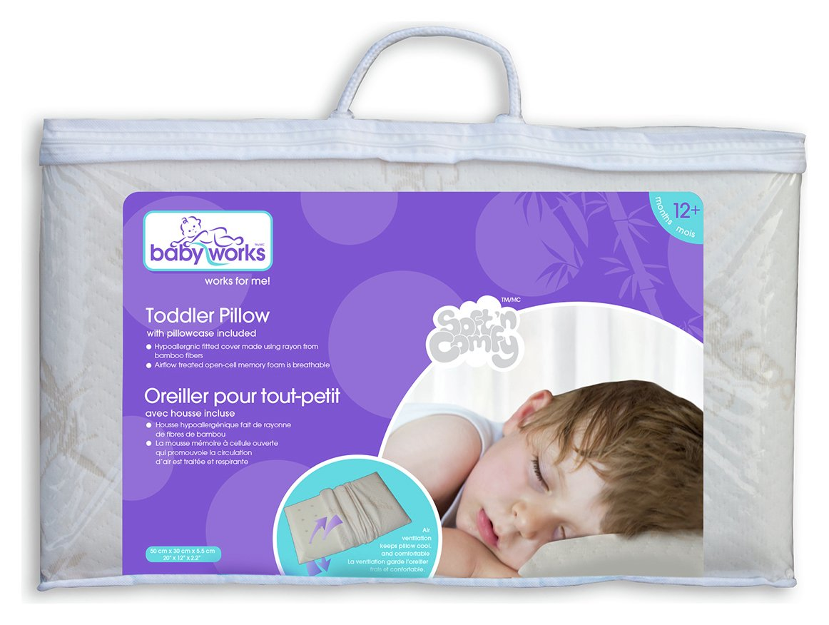 Image of Baby - Works - Toddler Pillow