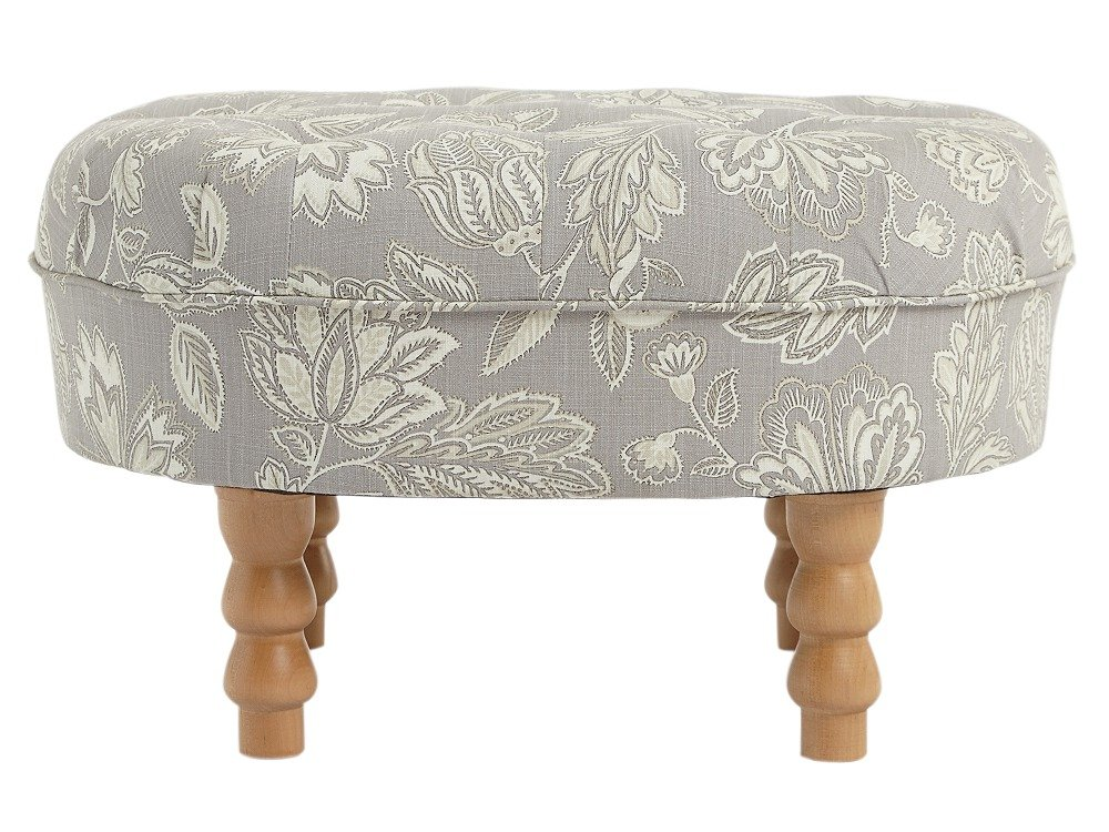 Heart of House - Darcy - Fabric Footstool - Floral