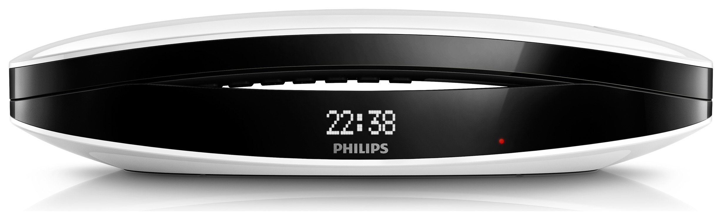 Philips - Luceo M6 White - Cordless Telephone