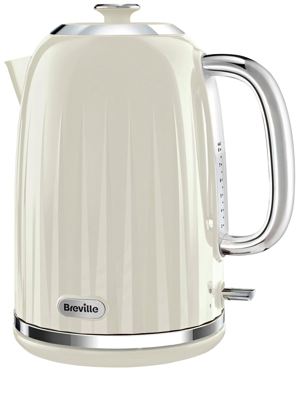 Image of Breville - Kettle - Impressions Cream.