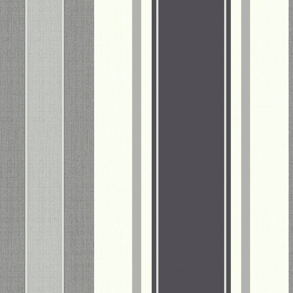 arthouse opera dante stripe black wallpaper.