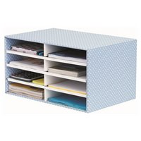 Fellowes - Bankers Box Style - Desktop Sorter - Blue