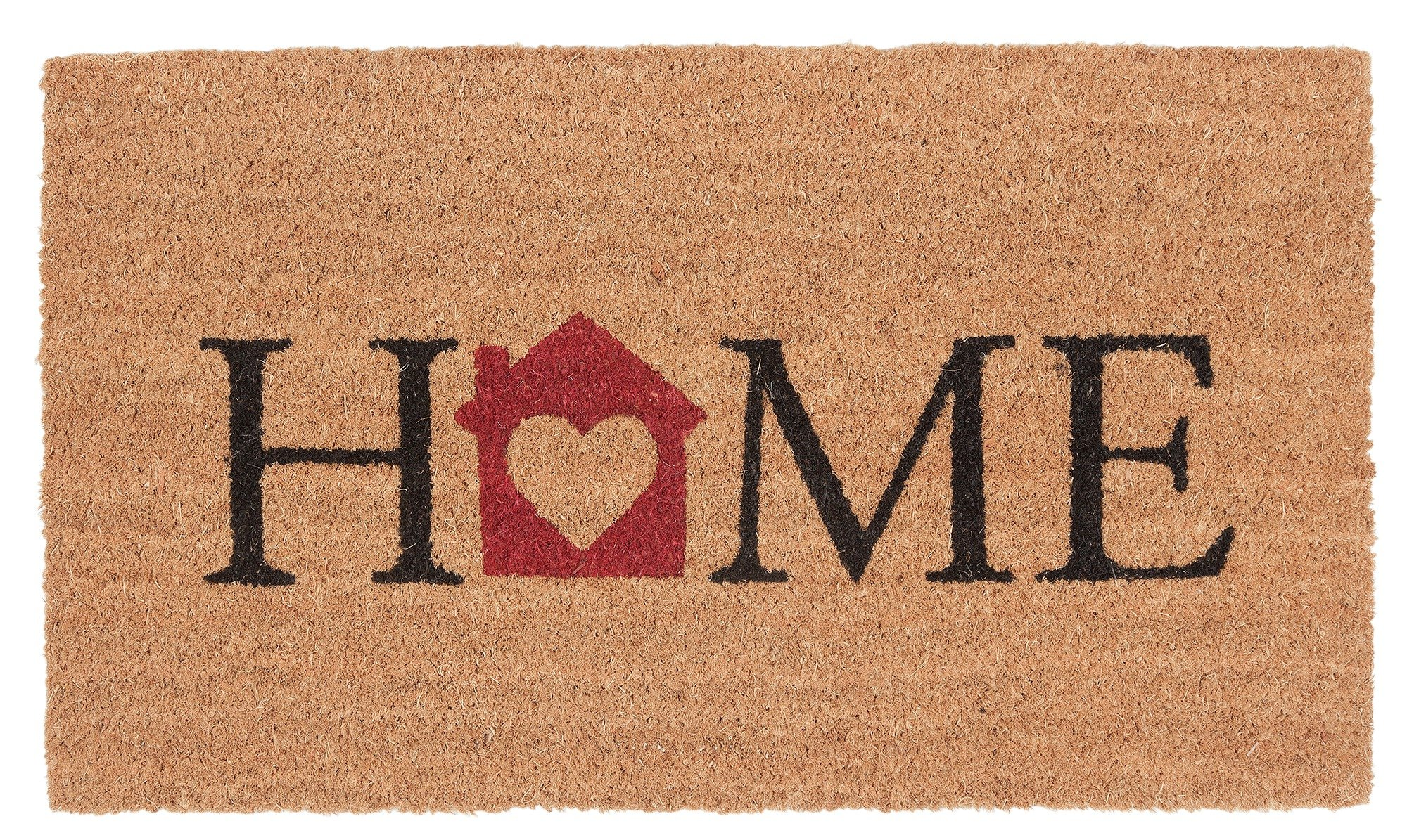 HOME Heart of Home Doormat - 40x70cm