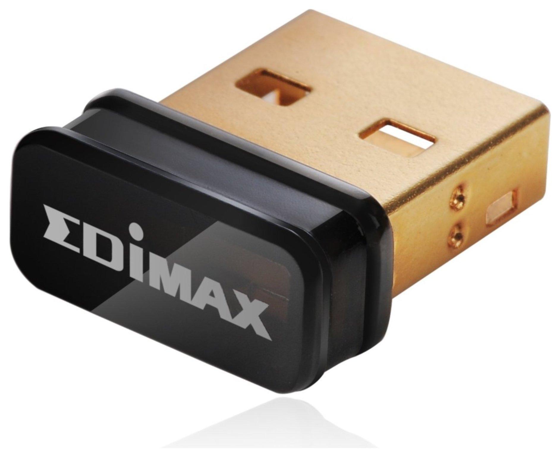 Edimax – EW-7811UN N150 Nano USB Wi-Fi – Adaptor