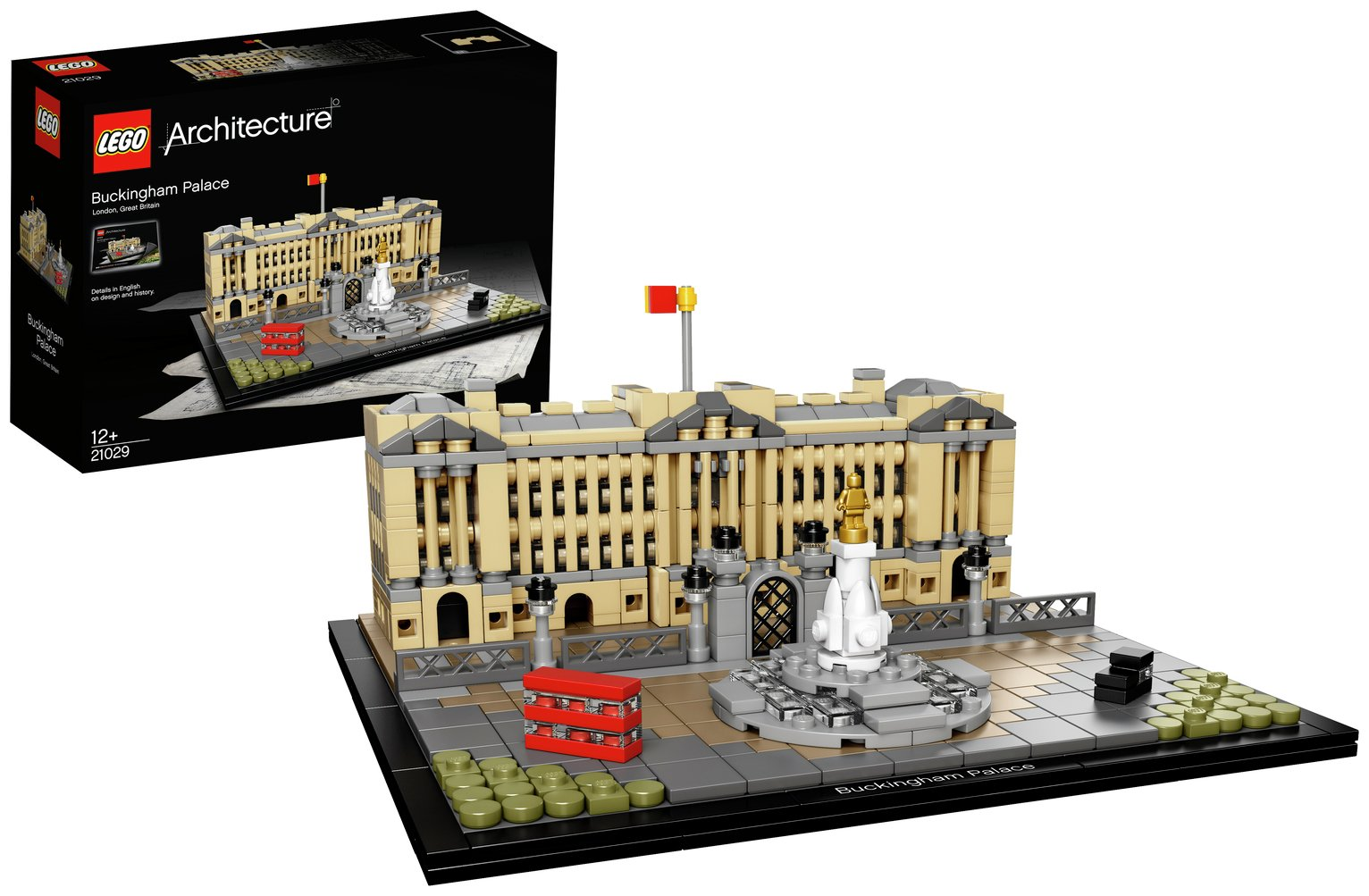 LEGO Architecture Buckingham Palace- 21029