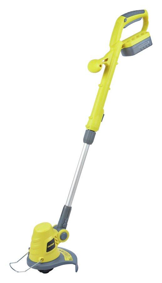 Challenge 23cm Cordless Grass Trimmer - 18V