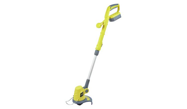 Challenge 23cm Cordless Grass Trimmer - 18V