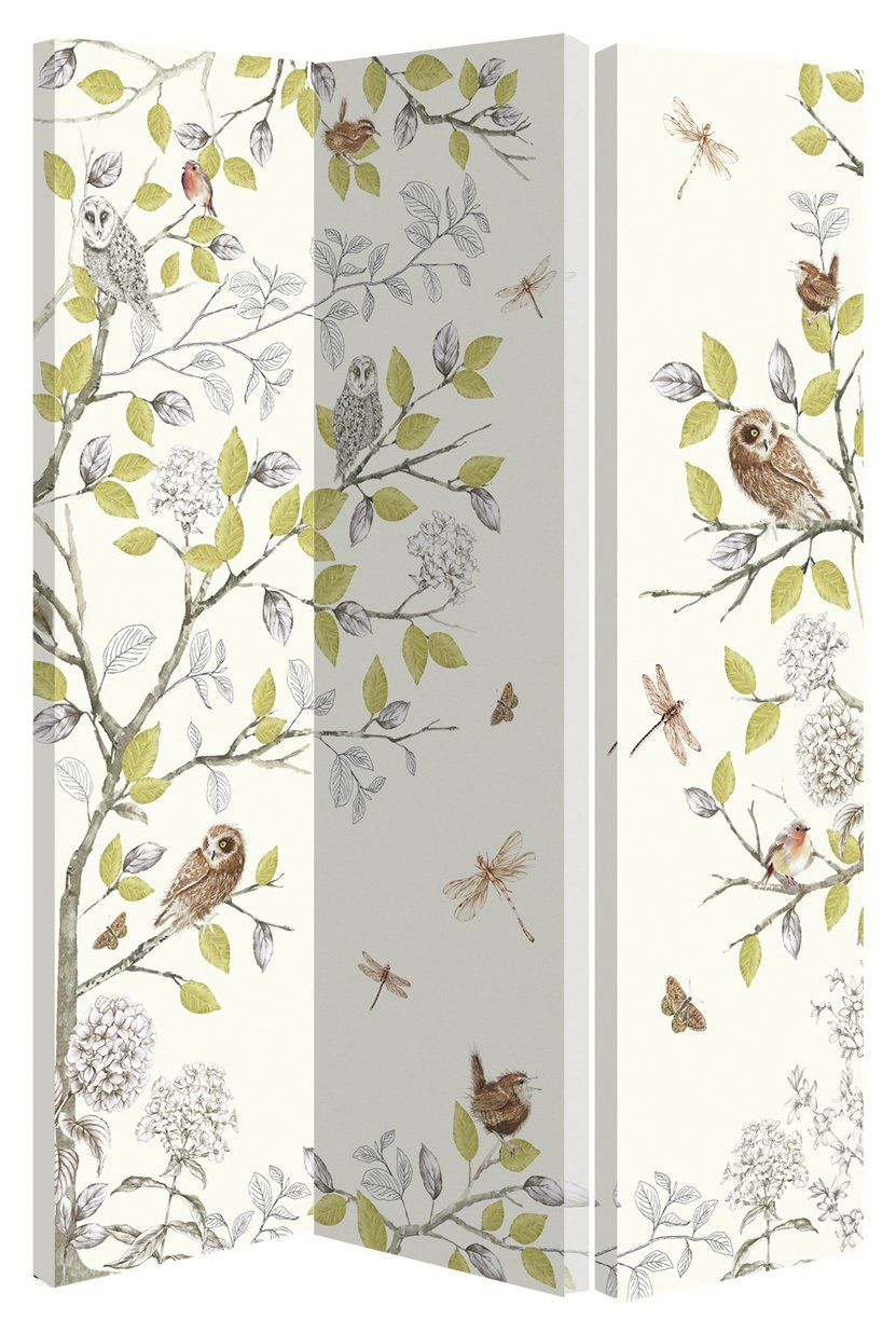 Image of Arthouse Enchantment Night Owl Room Divider.
