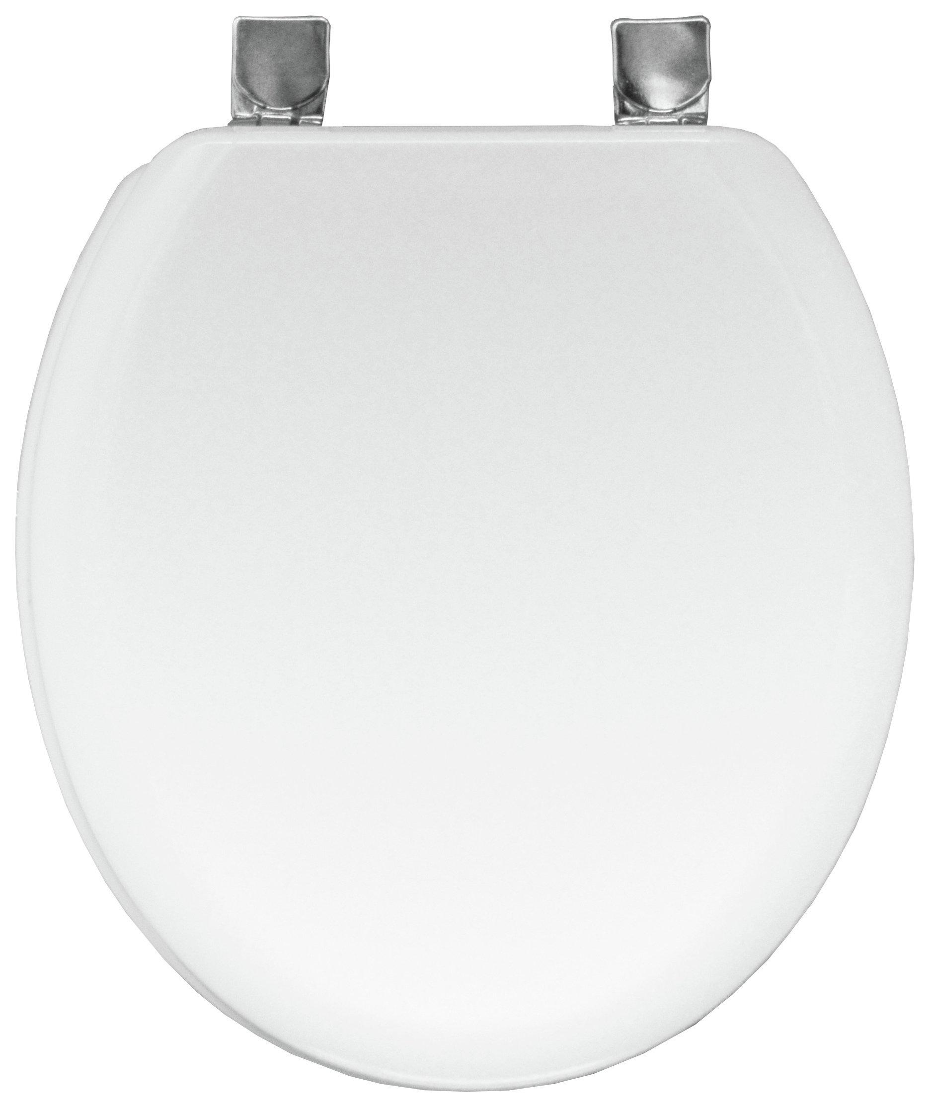 Bemis Chicago Statite Toilet Seat - White