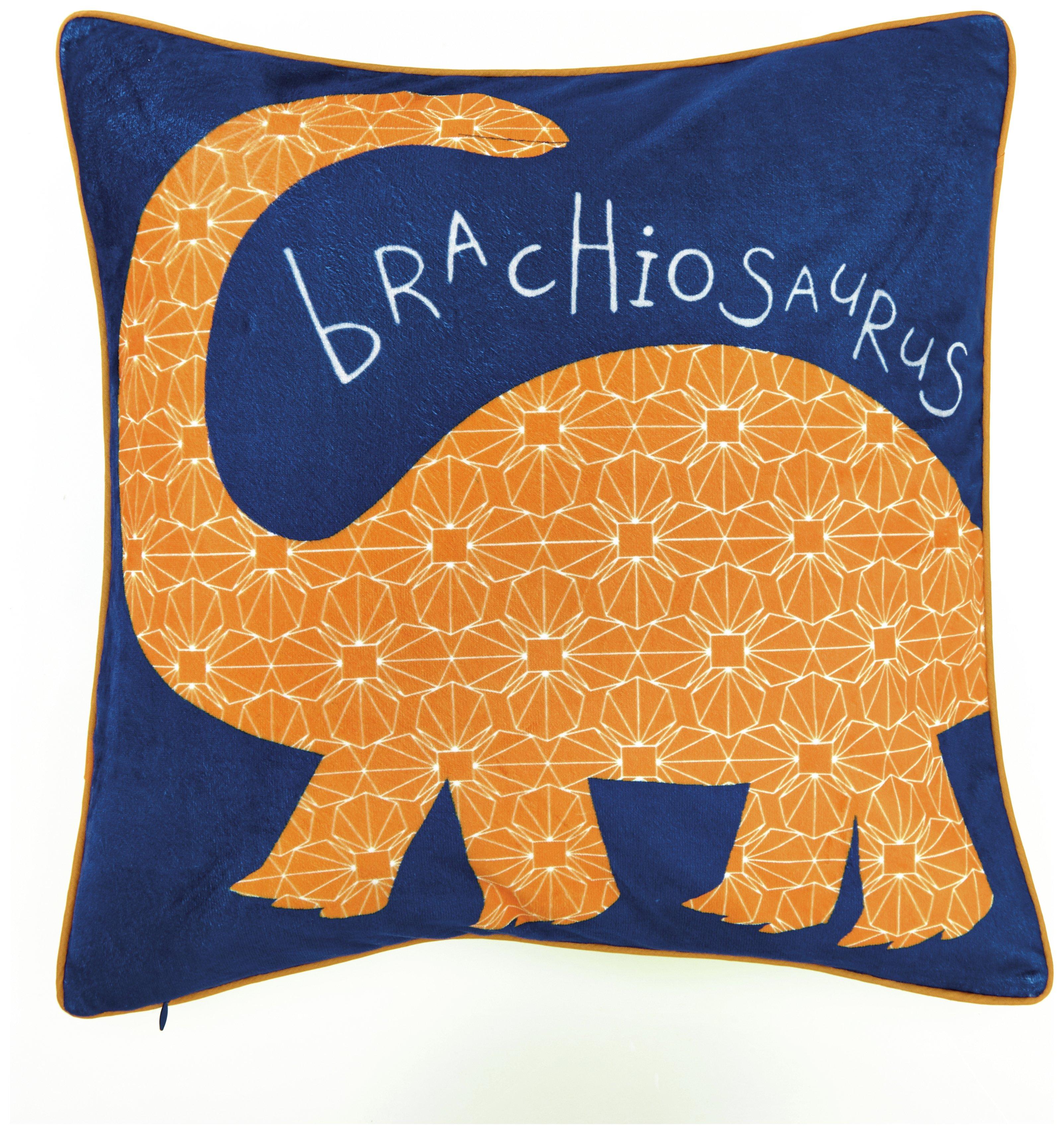 Image of Arthouse Imagine Fun Dino Doodles Cushion.