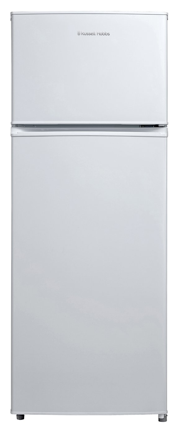 Russell Hobbs RH55MFF143W Fridge Freezer - White Best Price, Cheapest Prices