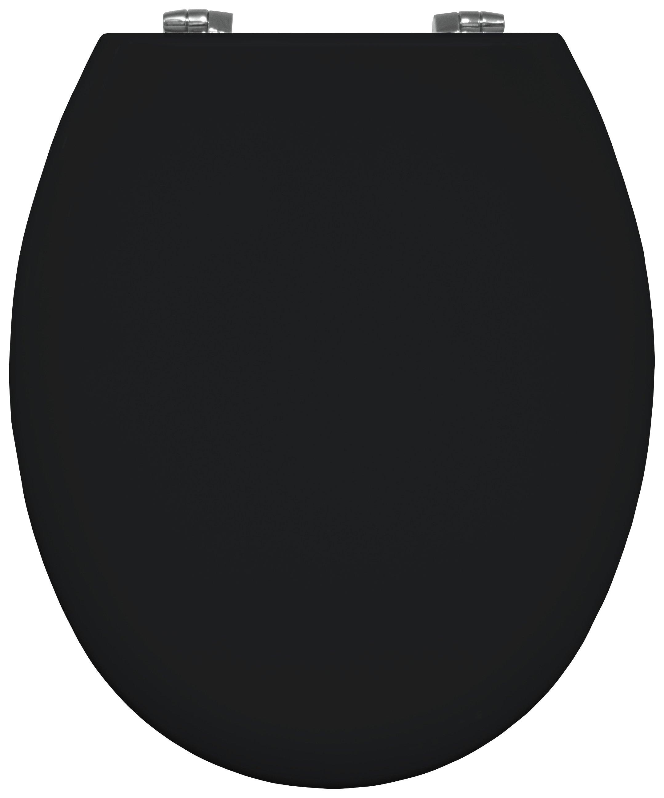 Bemis Phoenix Statite Slow Close Toilet Seat - Black