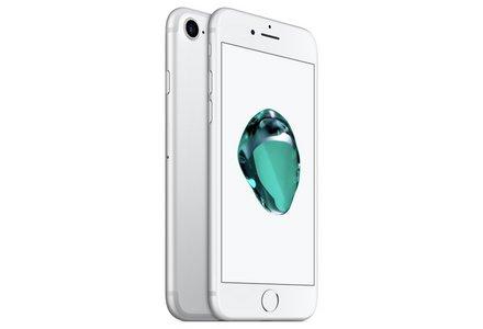 Sim Free iPhone 7 128GB Mobile Phone - Silver.