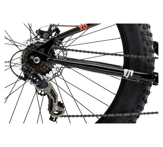 Buy Piranha Fat Tyre Bike At Your Online Shop For