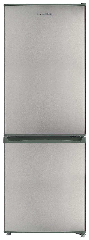 Russell Hobbs RH50FF144SS Fridge Freezer - Silver
