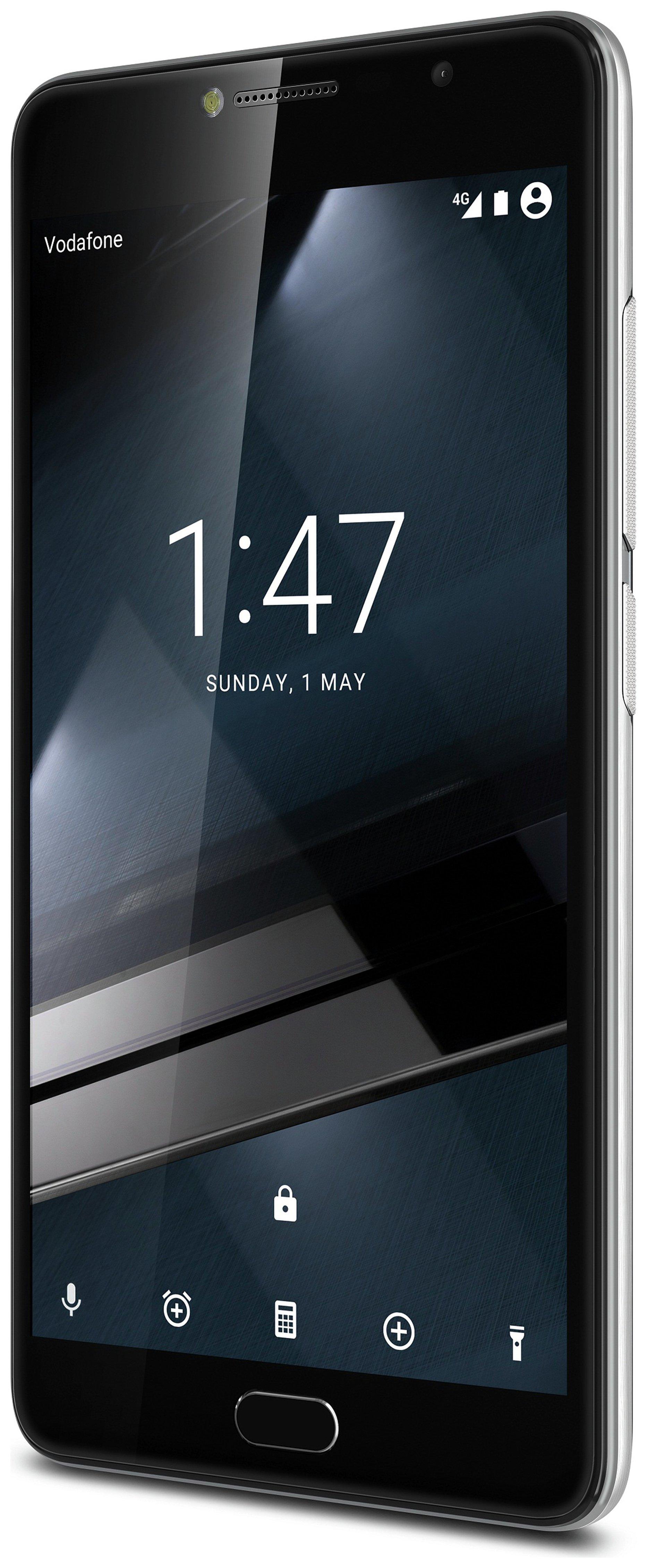 Vodafone Smart Ultra 7 Mobile Phone - Black.