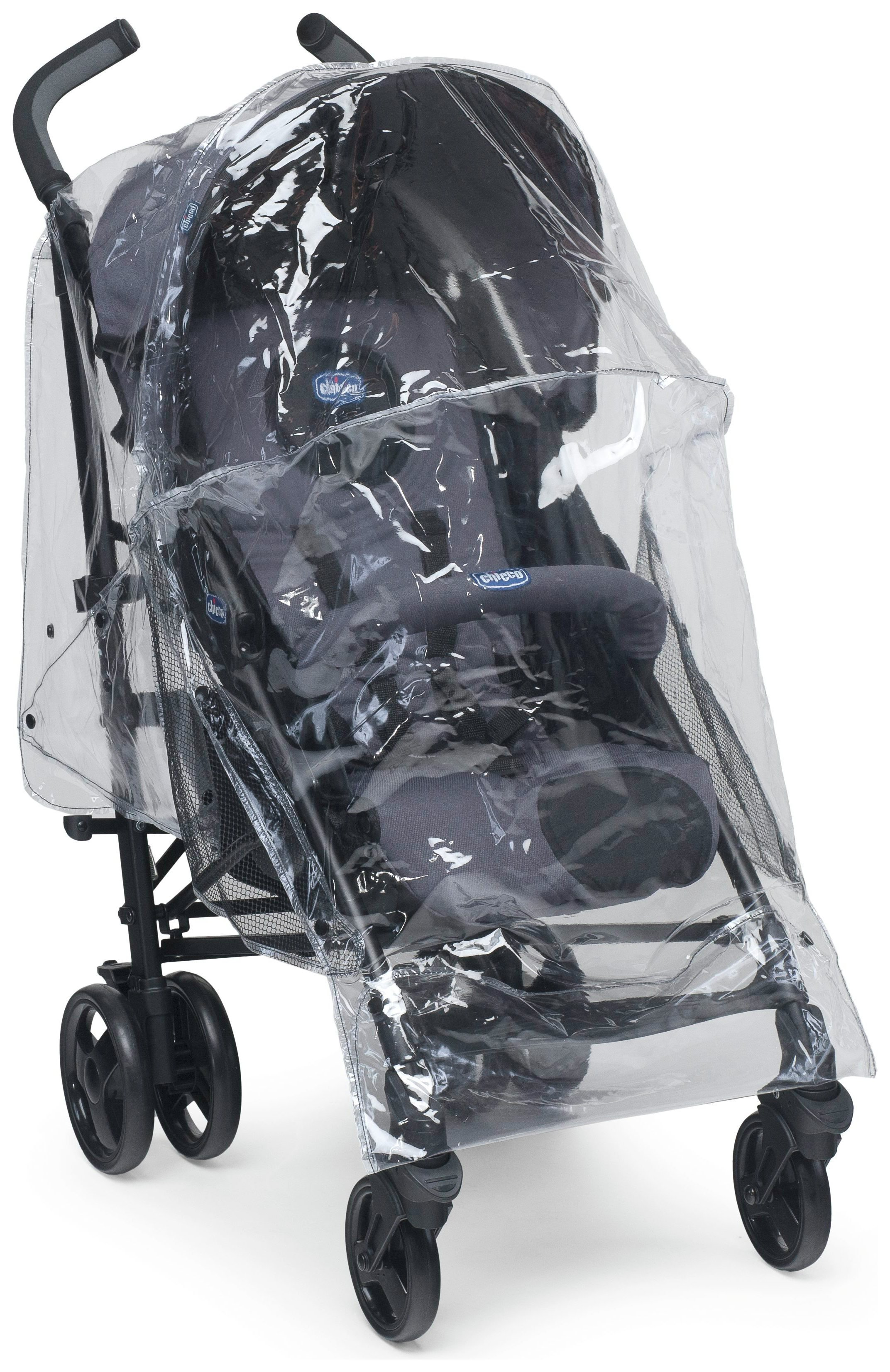 Image of Chicco Deluxe Stroller Raincover.