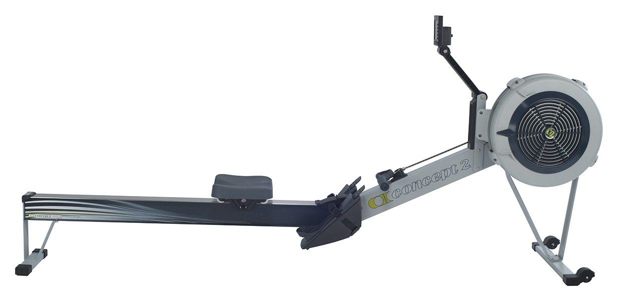Image of Concept2 Model D Indoor Rower Machine PM5 Grey.