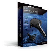 Gioteck LP4 Wired Chat Headset for PS4.