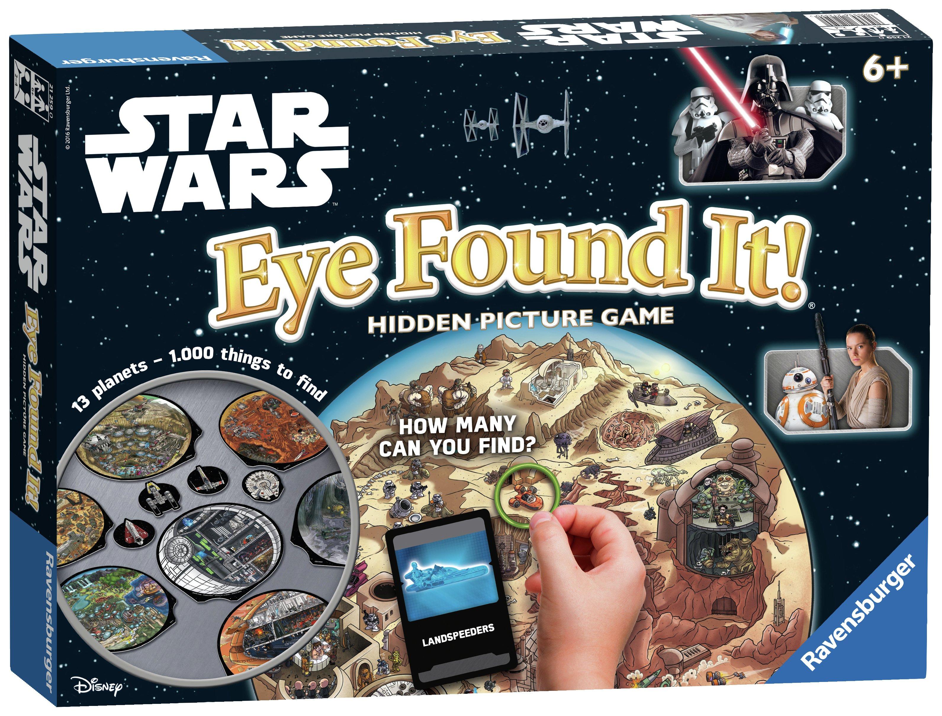 Star Wars   Eye Found It   Game.