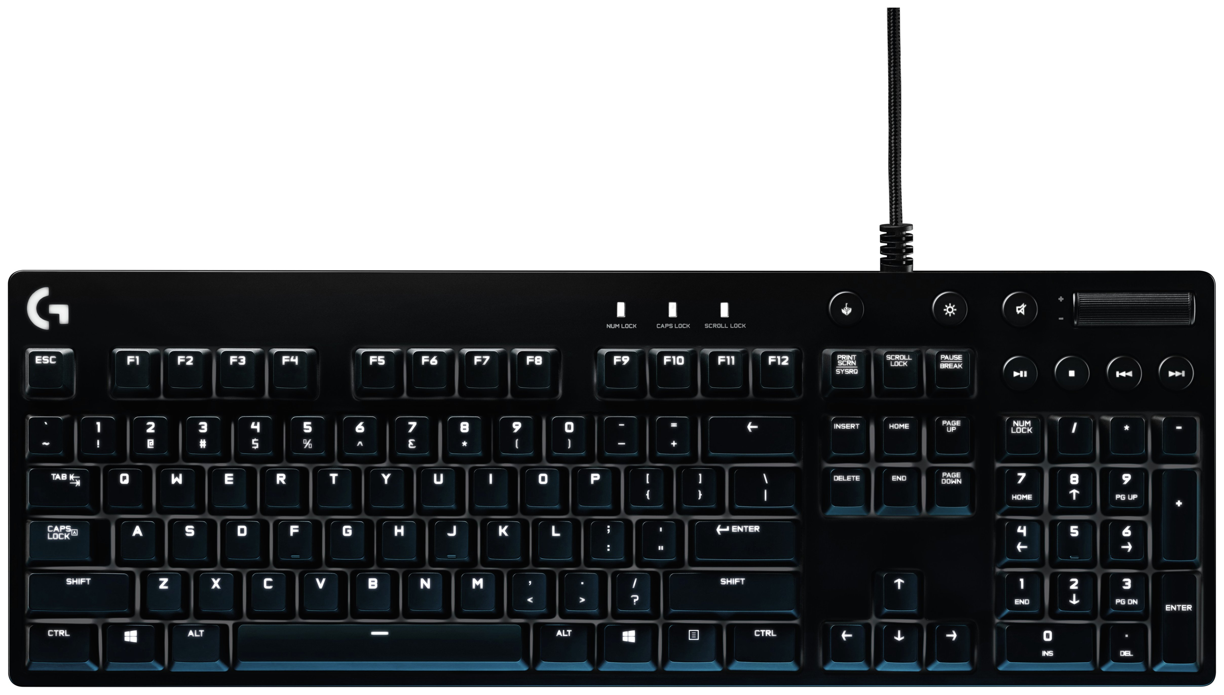 Logitech - G610 Orion - Gaming Keyboard