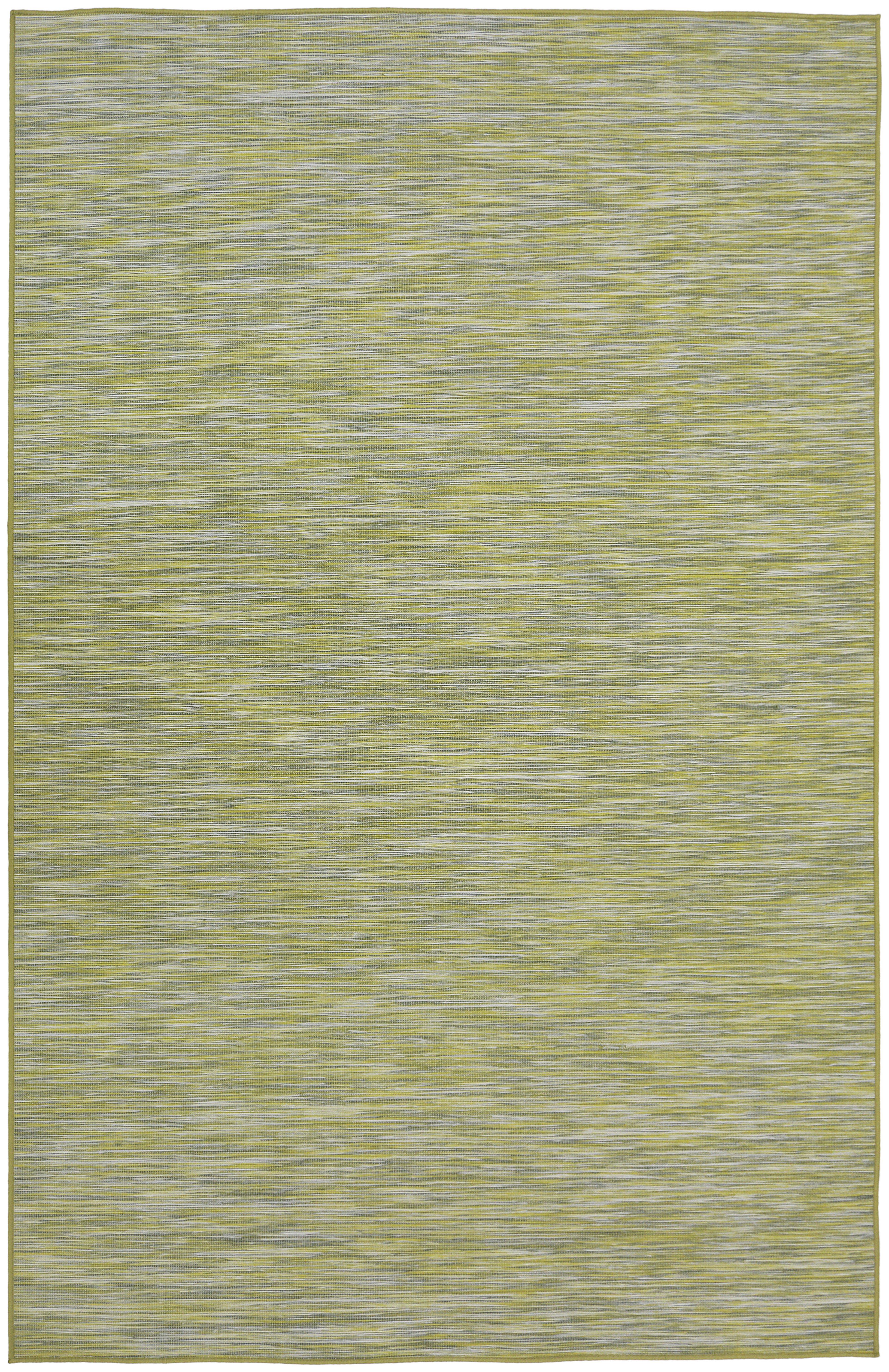 Image of Retreat Flatweave Reversible Rug - 160x230cm - Lemongrass
