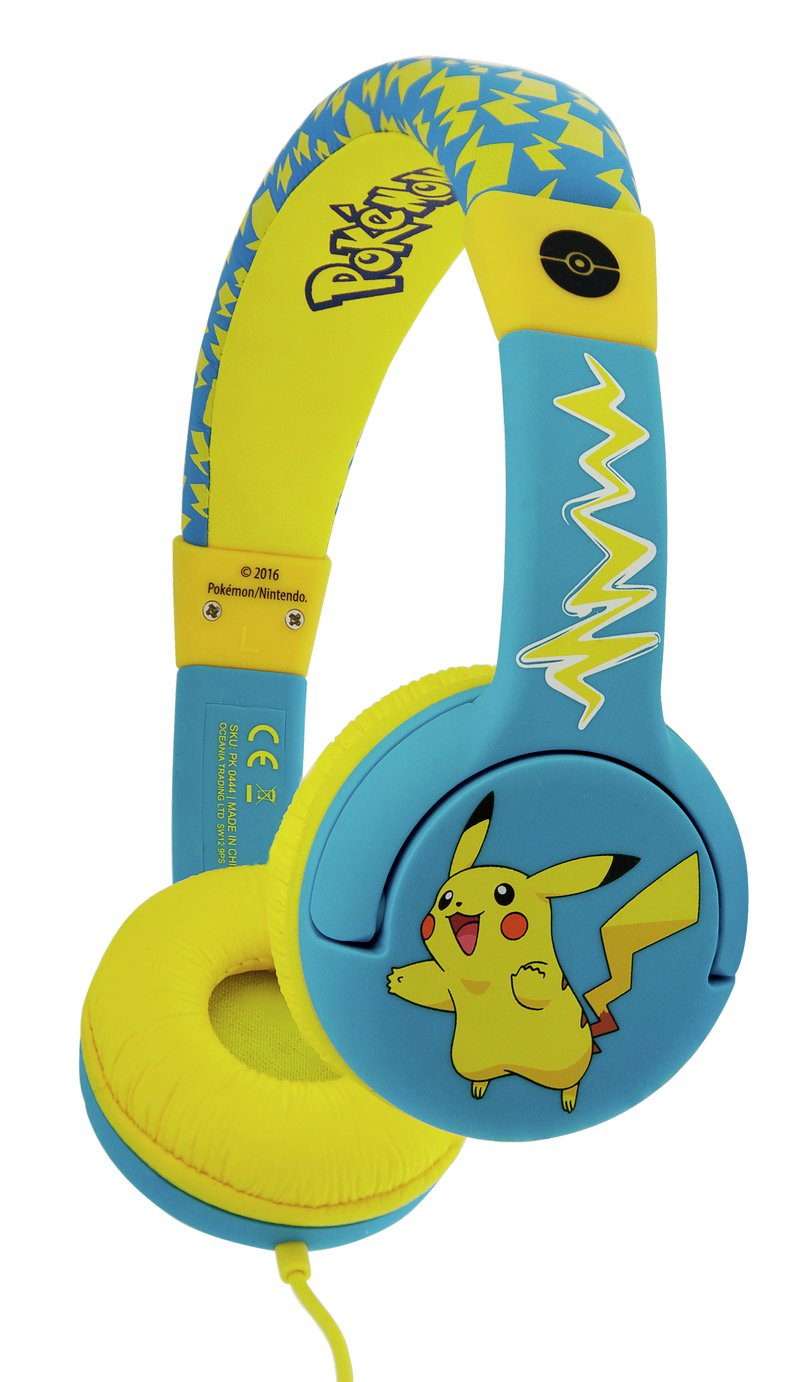 OTL Pokemon Junior Headphones - Blue