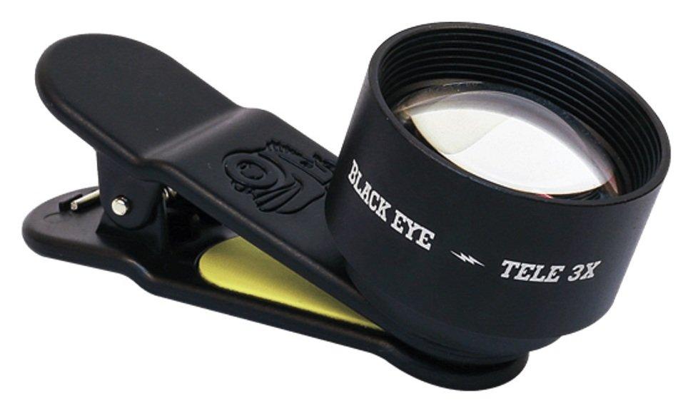 Image of Black Eye - Mobile Phone - Tele X3 Lens