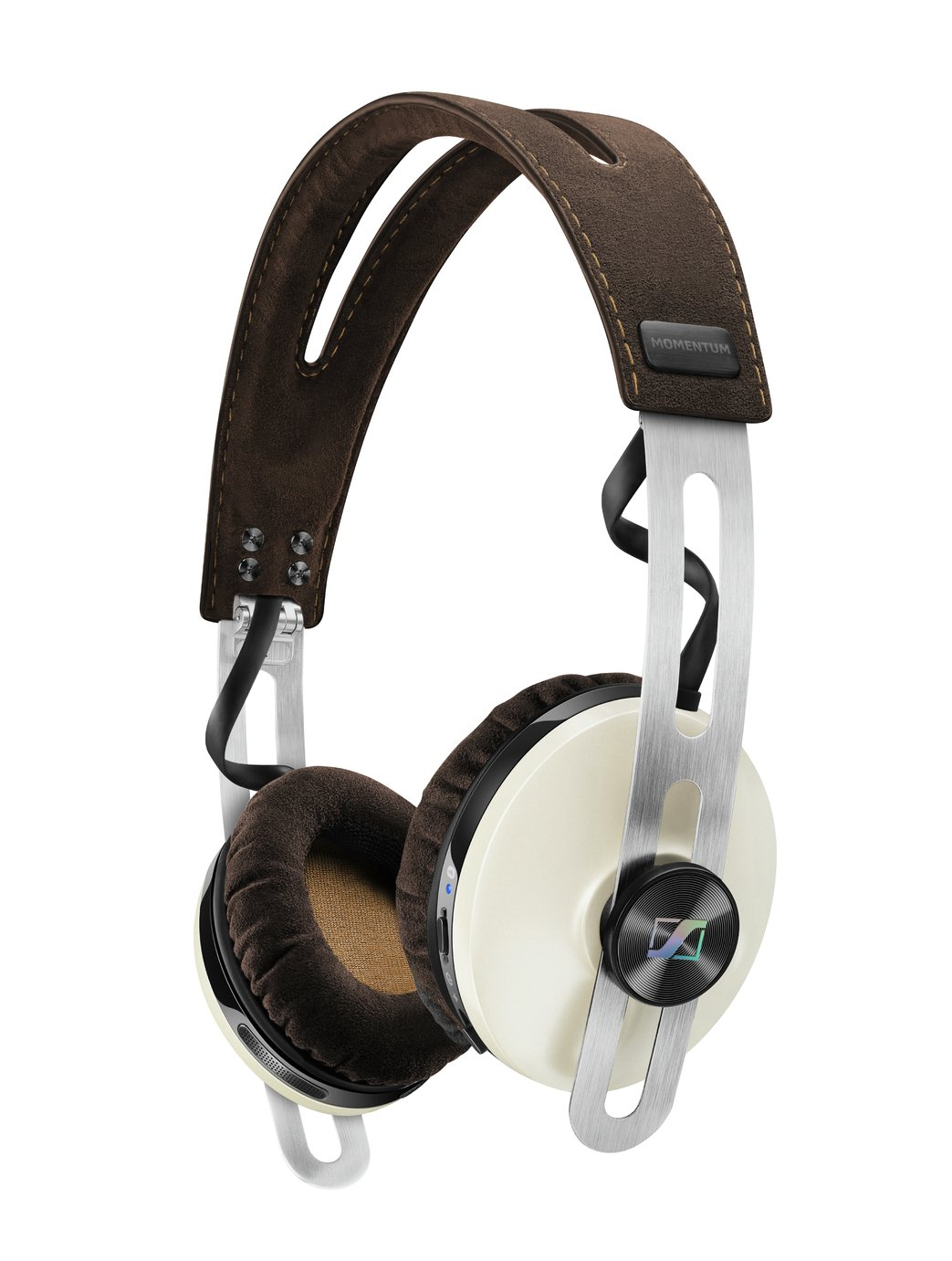 Sennheiser Momentum 2.0 On-Ear Wireless Headphones - Ivory