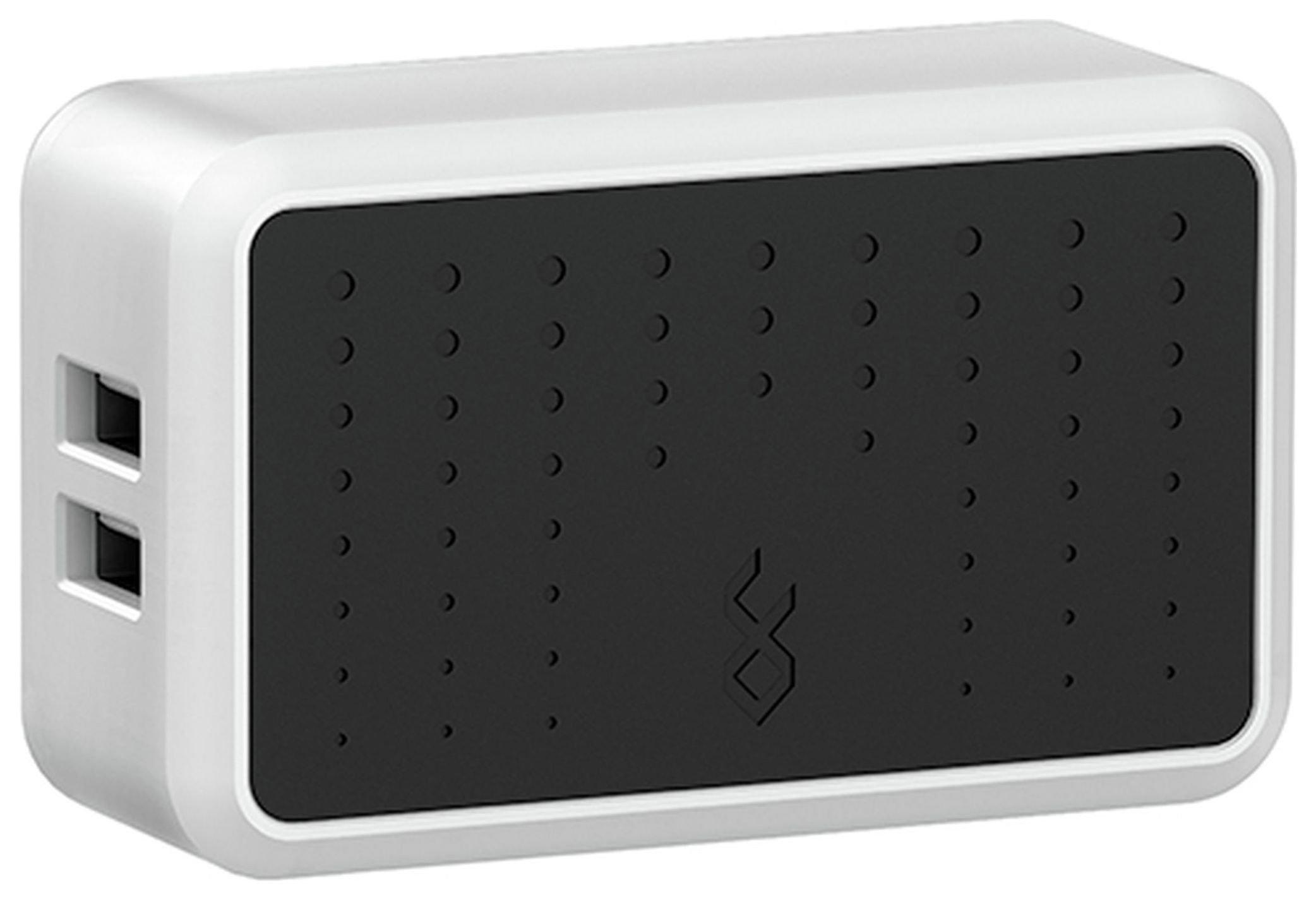 Image of BlueFlame 2 Port USB Wall Charger.