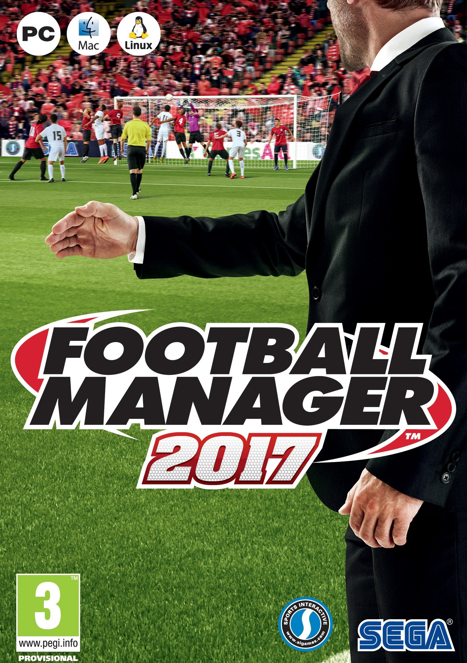 Football Manager 2017- PC Game