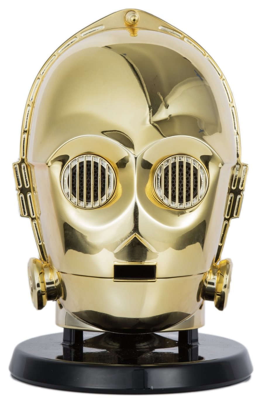 ACW Star Wars - C-3PO Wireless Speaker - Gold