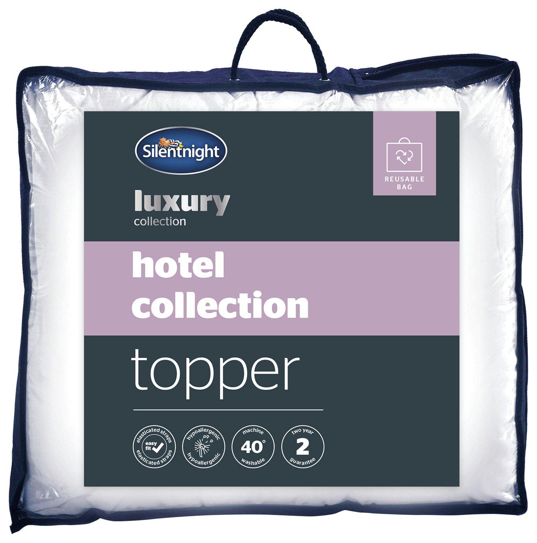 Silentnight Luxury Hotel Collection Mattress Topper - King