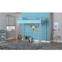 Collection Archie Heavy Duty Highsleeper - Light Grey